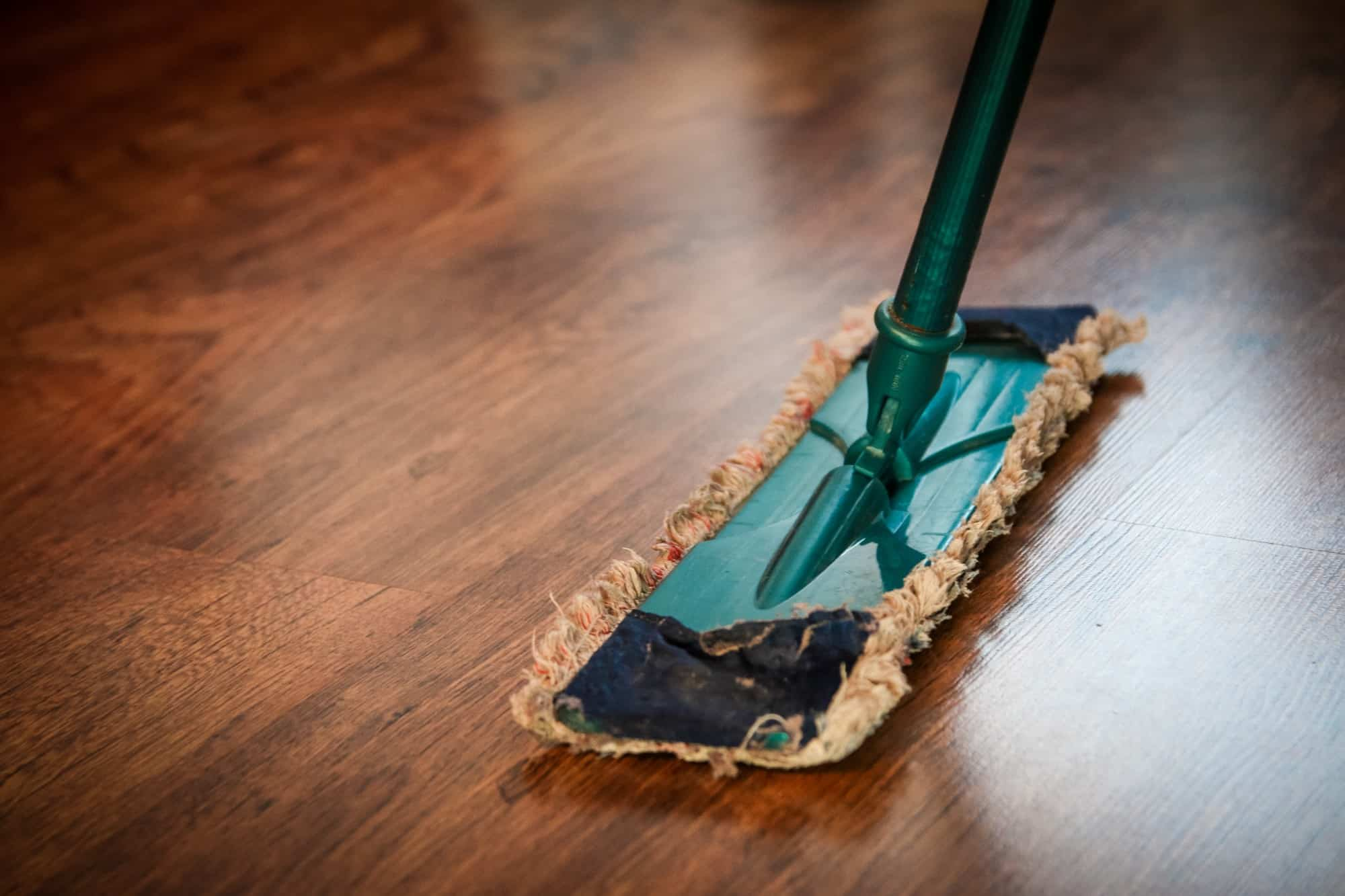 deep cleaning house tips